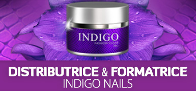 Distributrice et formatrice officielle Indigo Nails